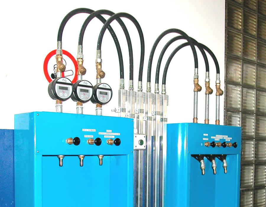 projektowanie aluminiowej instalacji sprężonego powietrza
